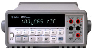 agilent-multimeter